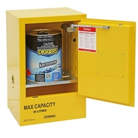 Flammable Goods Cabinet 30 Litre