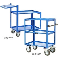 General Purpose Warehouse Two & Three Tier Trolleys
