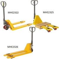 Small Skid Size Pallet Truck