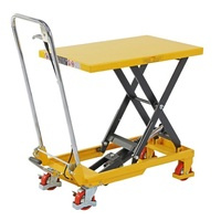Standard Scissor Lift Trolleys