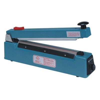 Impulse Hand Sealer With Cutter 200mm